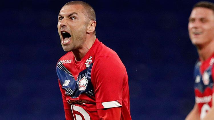 Lyon 2 - 3 Lille (Maç özeti)