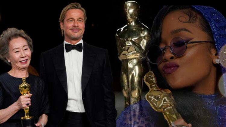 93'üncü Akademi Ödülleri'ni (Oscar Ödülleri) kazananlar açıklandı: İkisi de tarihe geçti