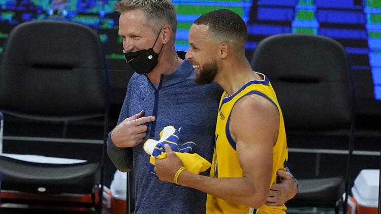 NBA'de Gecenin Sonuçları: Stephen Curry'den bir rekor daha! Cedi Osman...