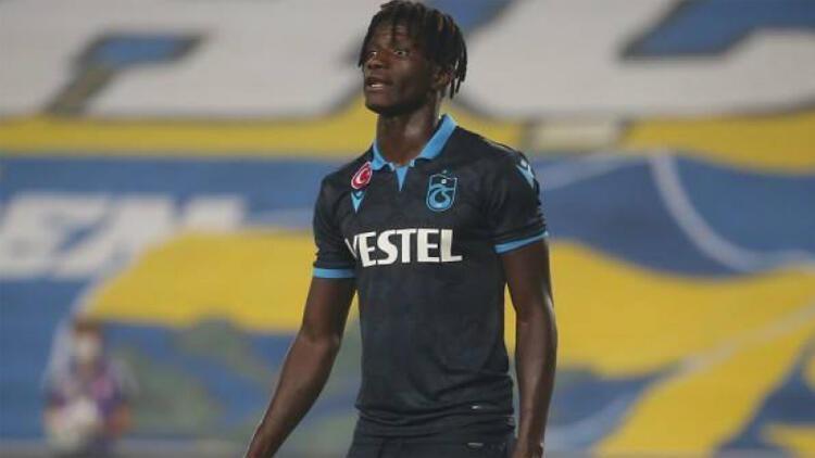 Son Dakika: Trabzonspor'a Edgar Ie'den kötü haber! Resmi açıklama...