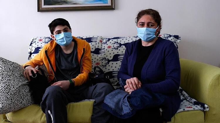 İki yapay kalple hayata tutunan Arda sağlığına kavuşmak için kalp nakli bekliyor
