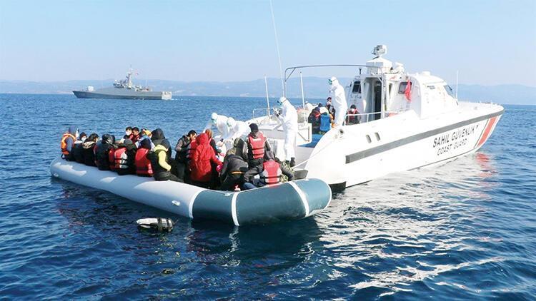 Yunanistan'ın geri itmeleri AİHM'ye gitti