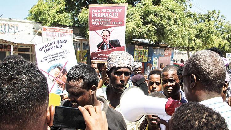 Somali kaosa geri mi dönüyor