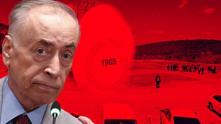 Son dakika: Galatasaray tesislerine silahlı baskın