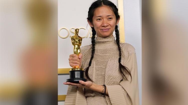 Oscar galibi Nomadland'i Çin sansürledi
