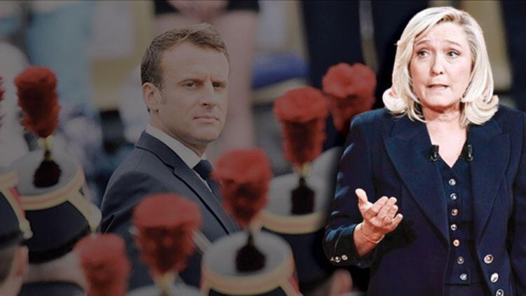Askerlerin mektubu Fransa'yı karıştırdı