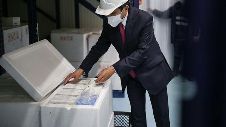 Japonya, Kovid-19 aşılarının soğuk zincir ağı için 31 ülkeye 39 milyon dolar hibe edecek