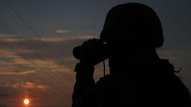 MSB duyurdu: Suriye'den ülkemize girmeye çalışırken yakalandı
