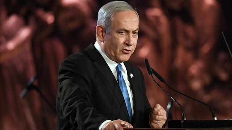 Netanyahu geri adım attı: Gantzın Adalet Bakanlığını onayladı