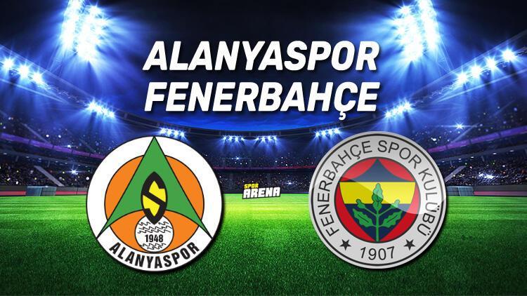 Alanyaspor Fenerbahçe maçı ne zaman, saat kaçta? Mesut Özil forma giyecek mi? İşte maç öncesi son gelişmeler