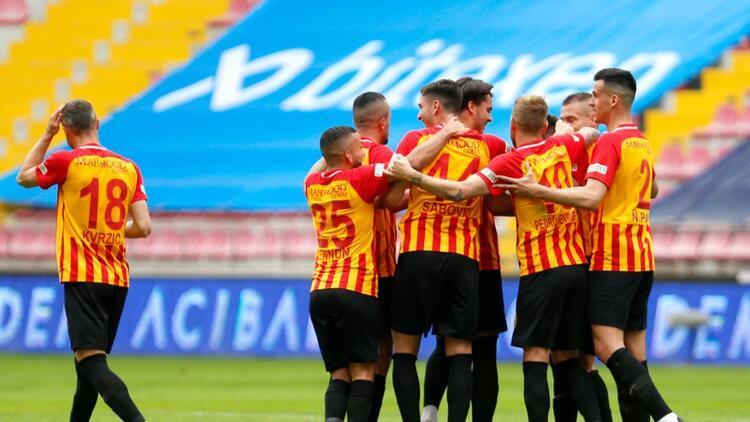 Kayserispor 6-3 Denizlispor (Maç golleri ve özeti)