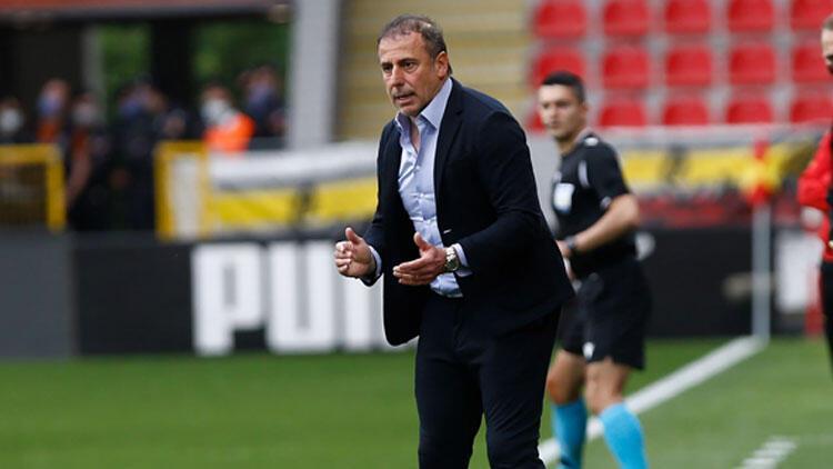 Trabzonspor Teknik Direktörü Abdullah Avcı: 'Gelecek sezonun planlarını yapıyoruz'