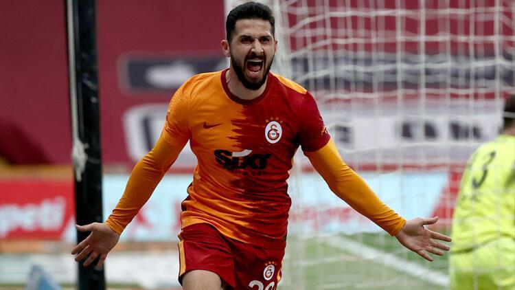 Galatasaray 1-0 Konyaspor (Maçın özeti)