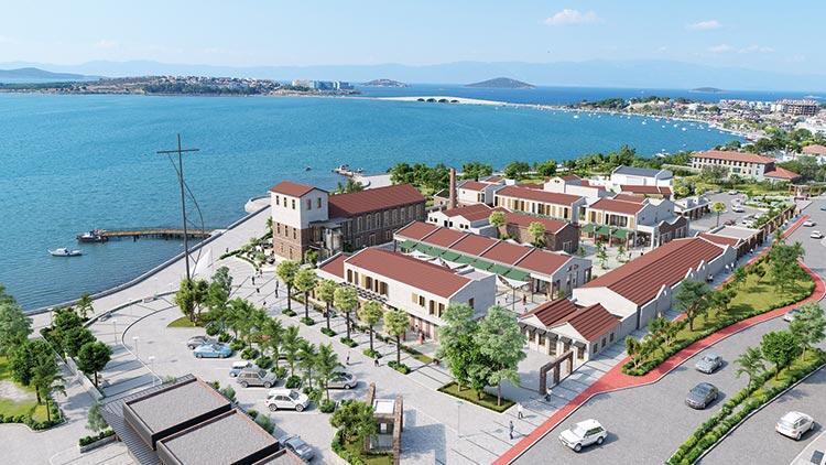 Ayvalık Belediye Başkanı Ergin: Büyük adımlar başarıyla tamamlandı