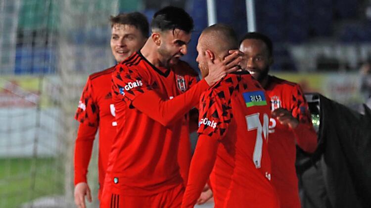 Beşiktaş'a şampiyonluk için kaln 4 maçta 9 puan yetiyor