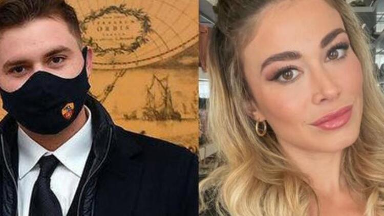 Ryan Friedkin kimdir? Can Yaman'ın sevgilisi Diletta Leotta Ryan Friedkin ile dudak dudağa...