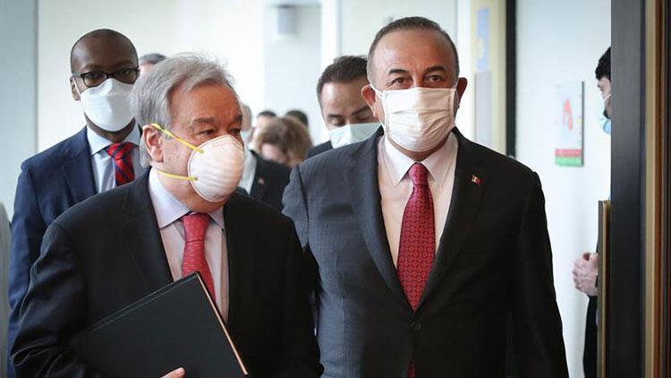 Son dakika haberi... Kritik Kıbrıs zirvesi sona erdi! Guterres: Ortak zemin bulamadık, vazgeçmeyeceğiz