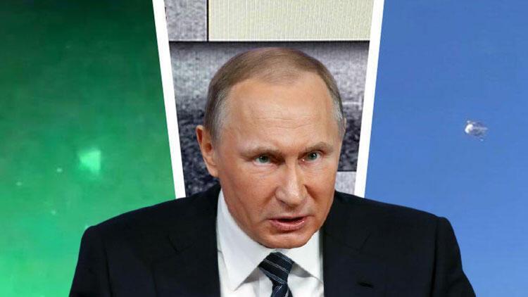 ABD'den ilginç UFO iddiası: Arkasında Putin var!
