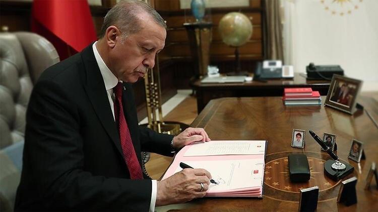 Son dakika... Cumhurbaşkanı Erdoğan'dan İnsan Hakları Eylem Planı genelgesi! Resmi Gazete'de yayımlandı..