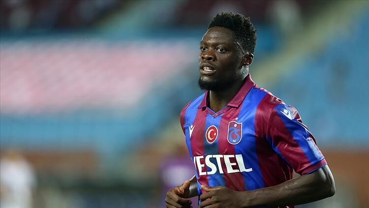 Trabzonspor, Ekuban'ın gol attığı 8 maçta 20 puan kazandı