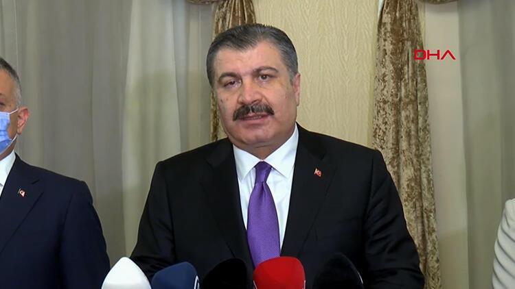 Son dakika... Sağlık Bakanı Fahrettin Koca'dan 'tam kapanma' açıklaması