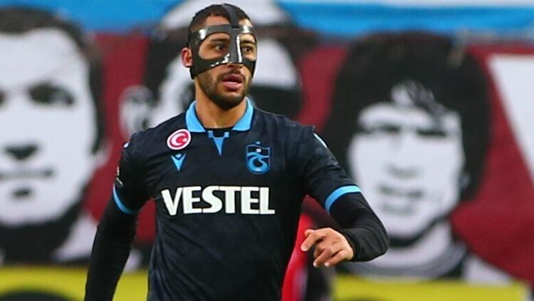 Son Dakika: Trabzonspor'dan Vitor Hugo açıklaması! Sakatlık...