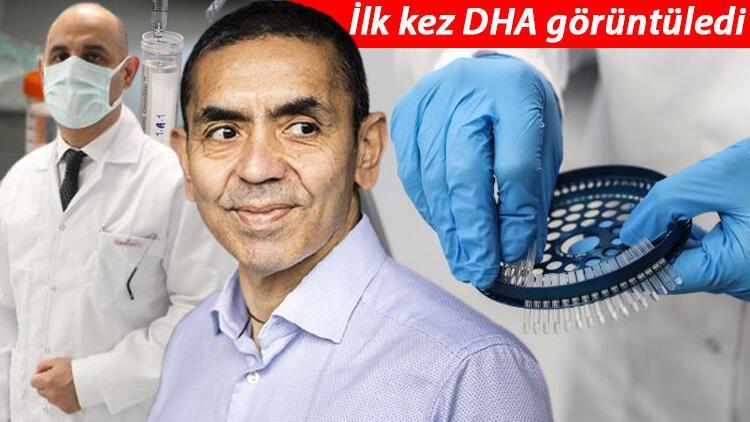 Sputnik V aşısının Türkiye'de üretileceğini tesis görüntülendi! 'Uğur Şahin ile aynı kaderi yaşadık'