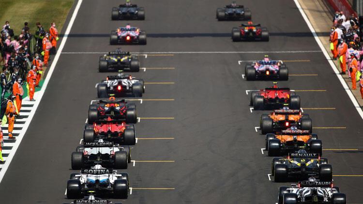 Formula 1'de heyecan Portekiz'de devam ediyor