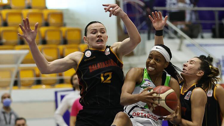 Nesibe Aydın: 68 - Galatasaray: 58