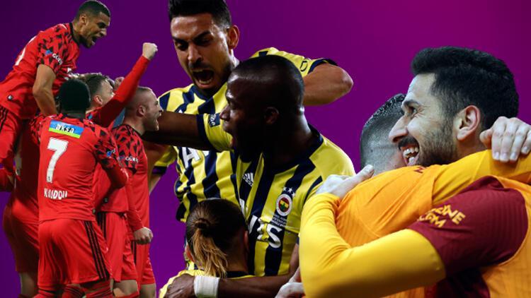İşte Beşiktaş'ın Süper Lig'deki şampiyonluk formülü! 5 puan kaybetse de...