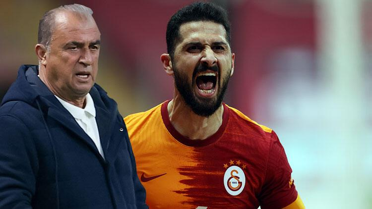 Son dakika: Galatasaray'da Fatih Terim'den Emre Akbaba kararı!