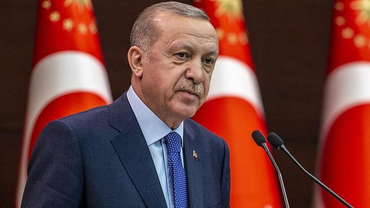 Cumhurbaşkanı Erdoğan'dan 1 Mayıs paylaşımı