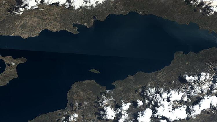 NASA yarışmasında birinci olmuştu! MSB'den Van Gölü paylaşımı