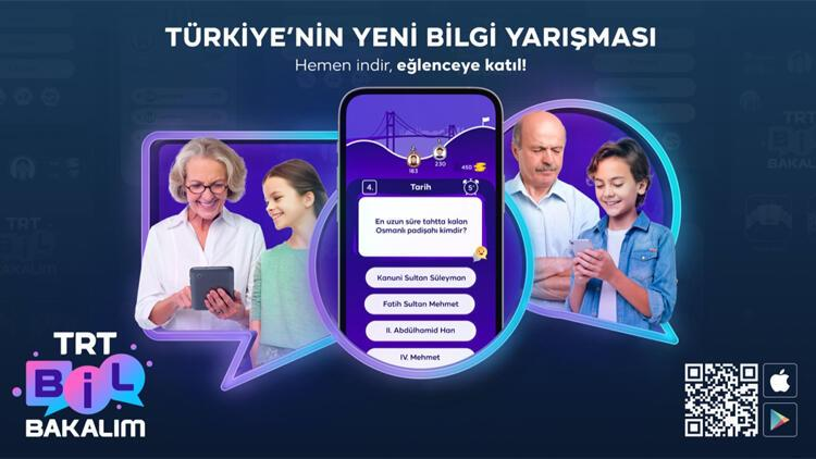 Türkiye'nin Yeni Bilgi Yarışması: TRT Bil Bakalım