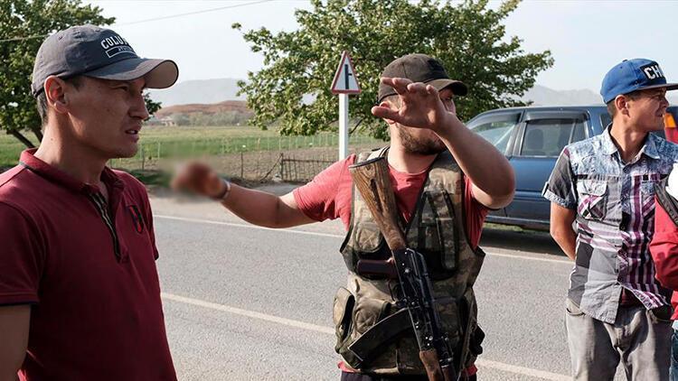 Kırgızistan, sınırın Tacikistan tarafında askeri hareketlilik olduğunu öne sürdü