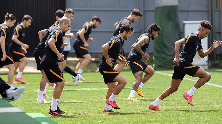 Galatasaray'ın Gençlerbirliği maçı kamp kadrosu belli oldu! 4 eksik...