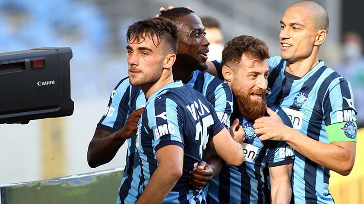 Son Dakika: Akhisarspor küme düştü, Süper Lig biletleri son haftaya kaldı! Adana Demirspor, Giresunspor, Samsunspor...