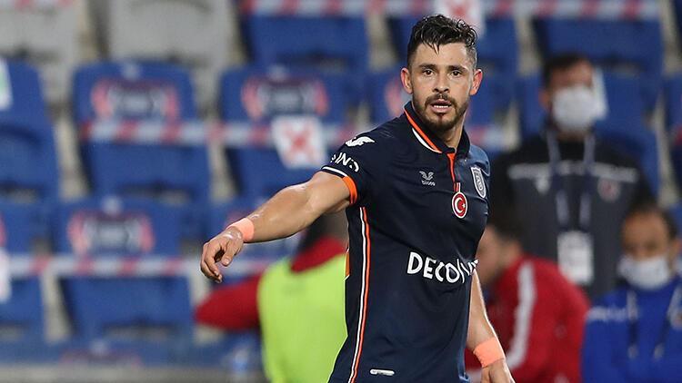 Medipol Başakşehir'de Giuliano sezonu kapattı