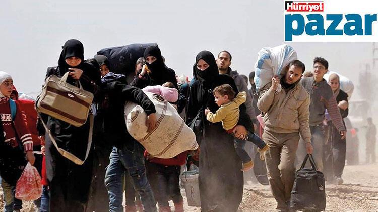 'Türkiye'deki Suriyelilerin gönüllü bir şekilde geri dönme ihtimalleri yok'