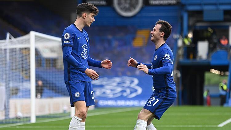 Chelsea, Fulham'ı 2 golle geçti!