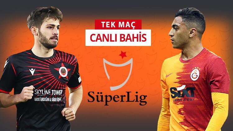 Gençlerbirliği kümede kalmak, Galatasaray şampiyonluk istiyor! Öne çıkan iddaa tercihi...