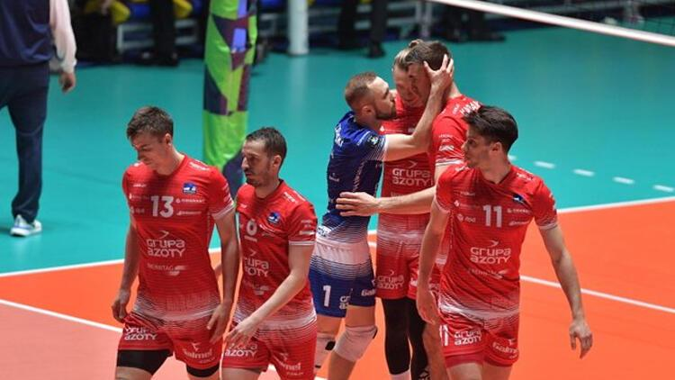 Grupa Azoty ZAKSA, CEV Şampiyonlar Ligi'nde ilk kez şampiyonluğa ulaştı