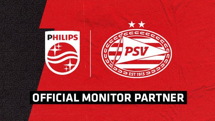 PSV ve Esports, Philips ile olan ortaklığını duyurdu