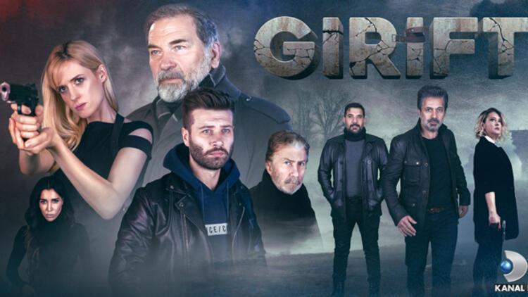 İnternet dizisi 'Girift' yayında