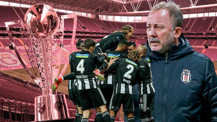"""Son dakika: Beşiktaş TFF'ye başvuru yapacak! """"Şampiyonluk kupasını Ali Sami Yen'de kaldıralım"""""""