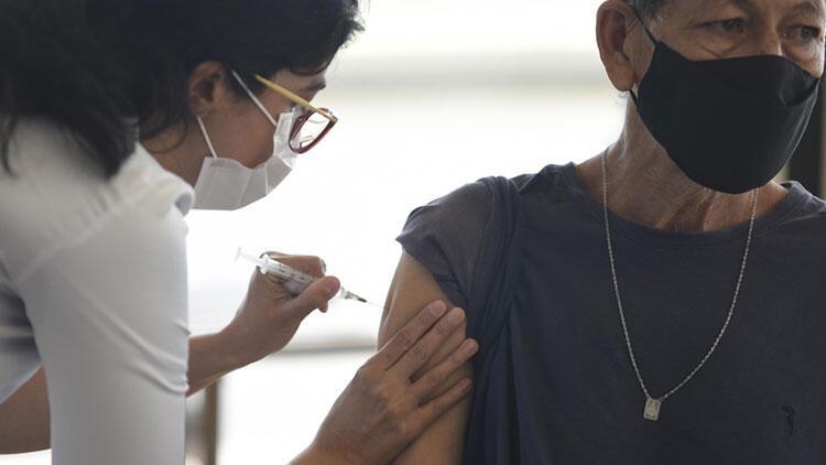 Brezilya'da uygulanan Kovid-19 aşıları, 80 yaş üstündeki ölümleri azalttı