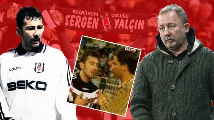 Beşiktaş, 25 yıl sonra 7-0 kazandı! 1996 yılındaki Vanspor maçında Sergen Yalçın...