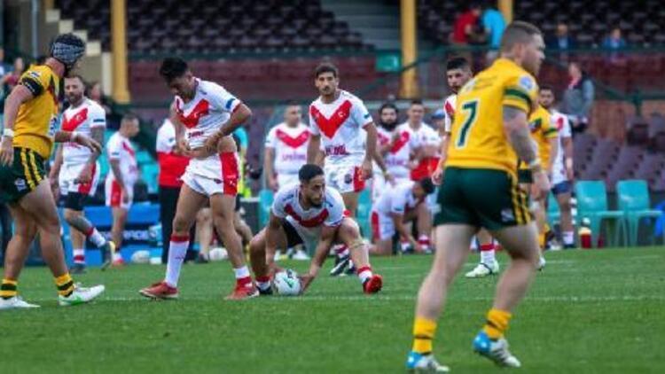 Avustralya'da tarihi ragbi maçı heyecanı