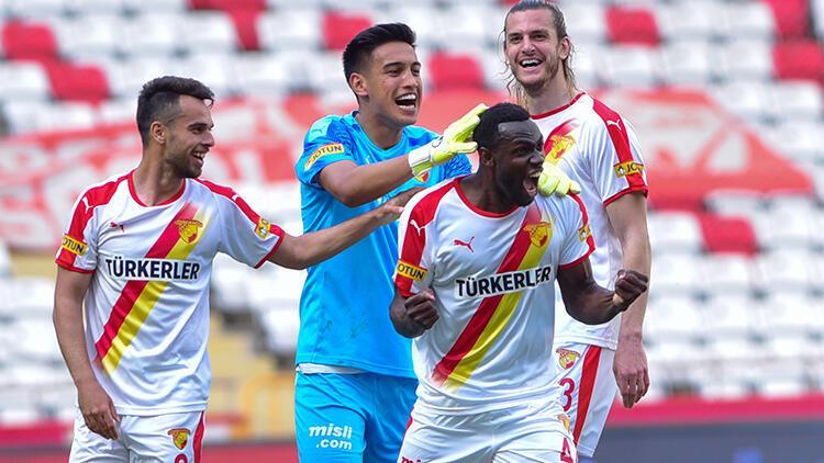 Antalyaspor 2 - 3 Göztepe (Maç özeti)