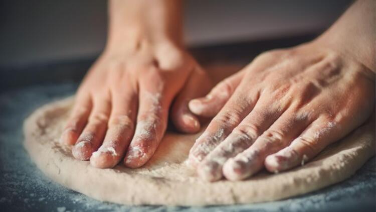 Yulaf Unlu Pizza Hamuru Tarifi